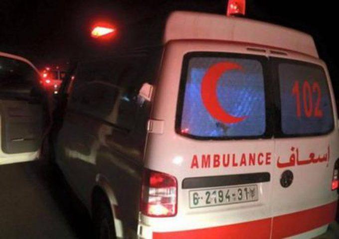 وفاة امراة جراء سقوطها من علو في جباليا شمال قطاع غزة