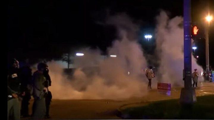 تظاهرات بلويزيانا الأمريكية إثر مقتل مواطن من ذوي البشرة السمراء