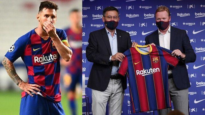 """صحيفة """"كلارين"""" الأرجنتينية: تكشف سر غضب ميسي من إدارة برشلونة"""