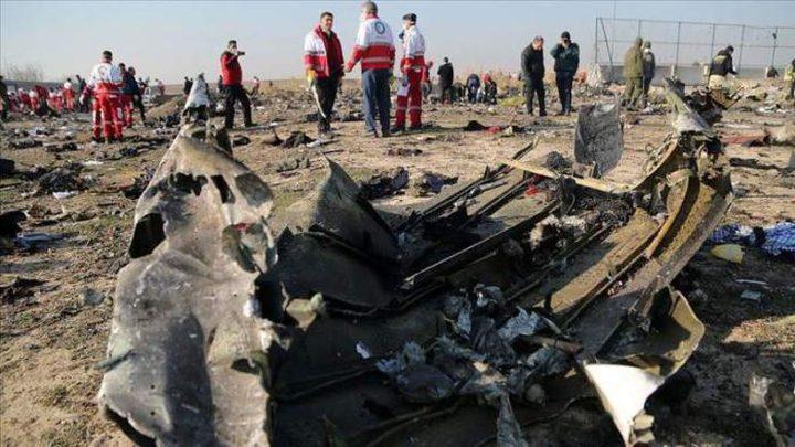 إيران: مستعدون لدفع تعويضات في قضية تحطم الطائرة الأوكرانية