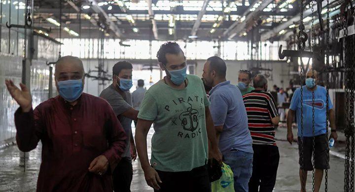 مصر: 19 حالة وفاة و 103 اصابة جديدة بفيروس كورونا