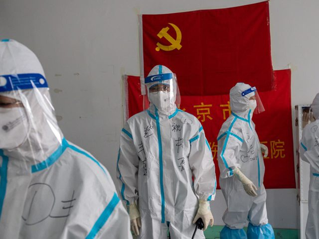 """الصين: 16إصابة جديدة بـ""""كوفيد-19"""" لقادمين من الخارج"""