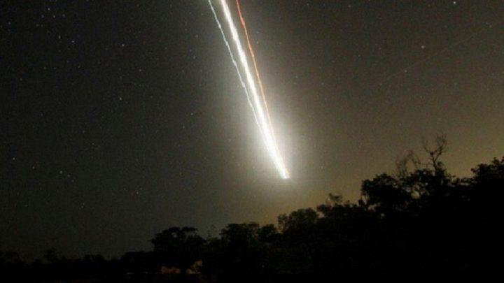 رصد سقوط جسم فضائي مجهول في اليابان