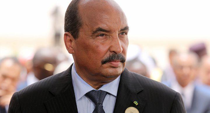 موريتانيا: الافراج عن الرئيس السابق محمد ولد عبد العزيز
