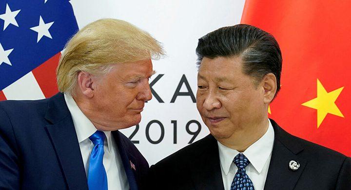 بحث المرحلة الأولى من اتفاق التجارة بينالولايات المتحدة والصين