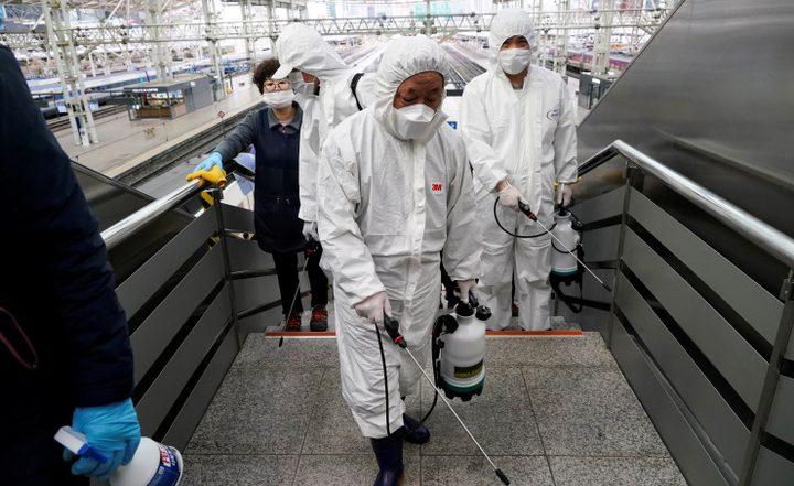 المكسيك: 320 حالة وفاة و3541 اصابة جديدة بفيروس كورونا