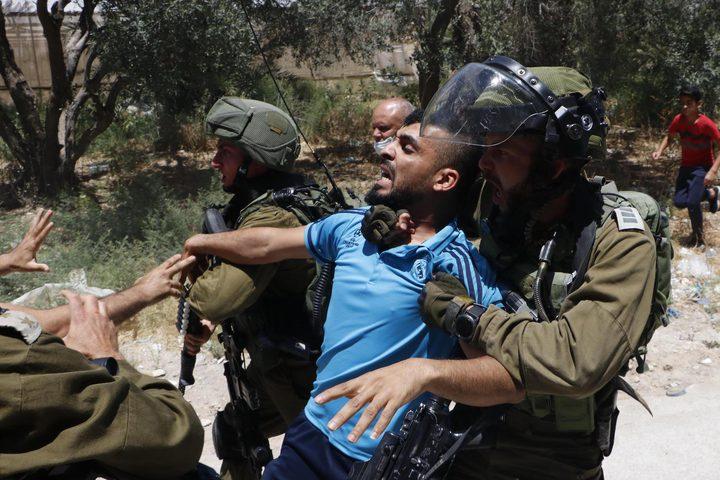 وحدة خاصة تابعة لجيش الاحتلال تختطف شابا من جنين