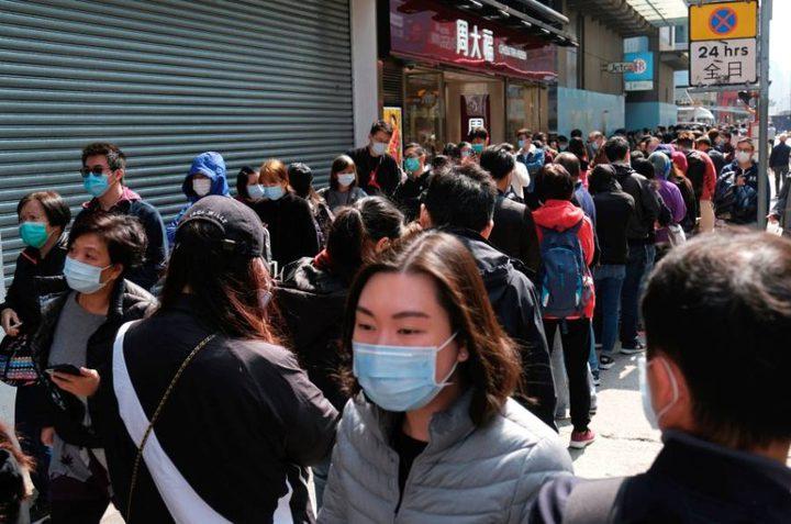 الصين: تسجيل 14 اصابة جديدة بفيروس كورونا لمسافرين من الخارج