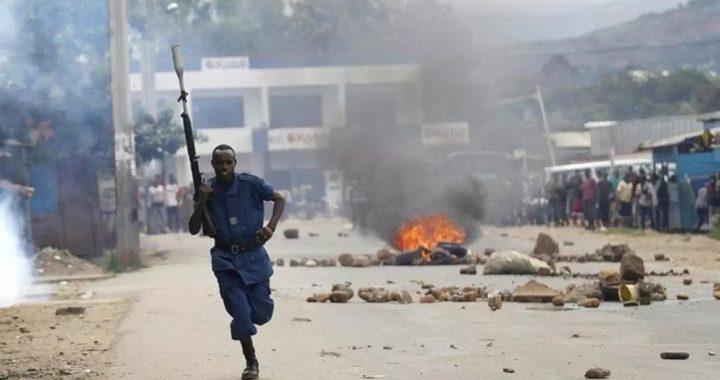 مصرع 15شخصا بهجوم شنه مسلحون جنوب بوروندي