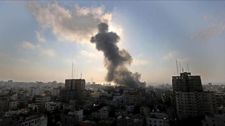 قصف جوي ومدفعي على مواقع شرق رفح دون وقوع اصابات