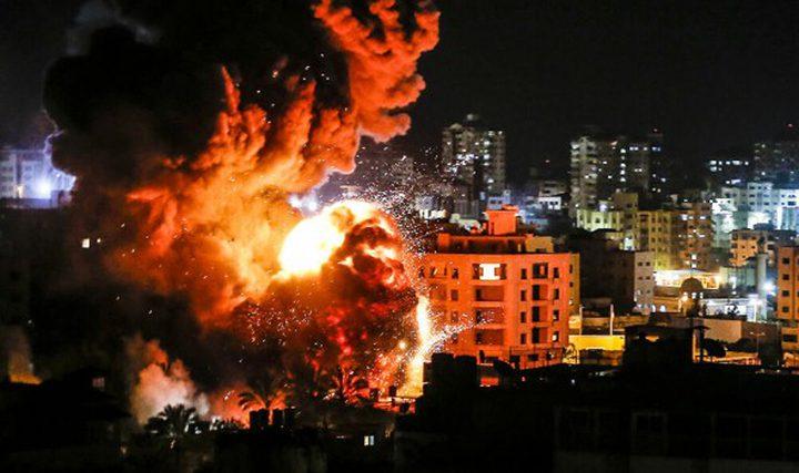 4 شهداء في انفجار في حي الشجاعية شرق غزة
