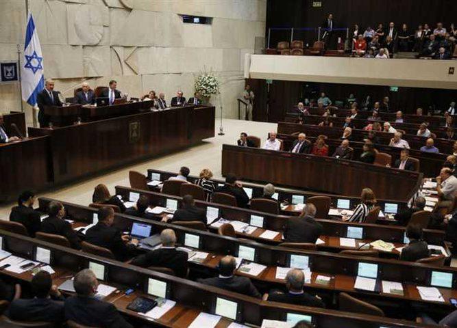 الكنيست يصادق على تأجيل إقرار الميزانية لمدة 120 يوما