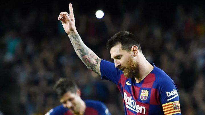 ميسي يبلغ برشلونة بقراره النهائي خلال أيام