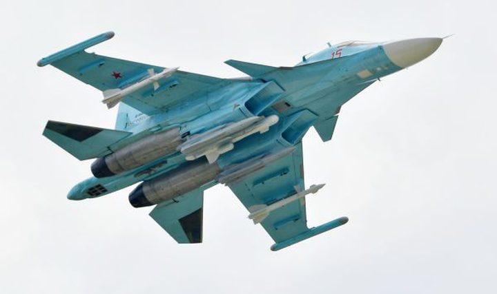 """القوات الجوية الروسية تتسلم قاذفات """"سو-34 إم""""المطورةالعام المقبل"""