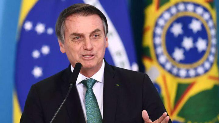 إصابة نجل الرئيس البرازيلي جايير بولسونارو بفيروس كورونا