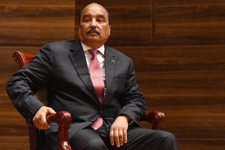 الشرطة الموريتانية تستدعيالرئيس السابق للتحقيق مجددا
