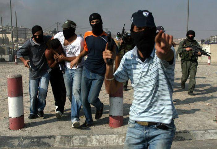 قوة خاصة إسرائيلية تختطف أسيرا محررا من مخيم جنين