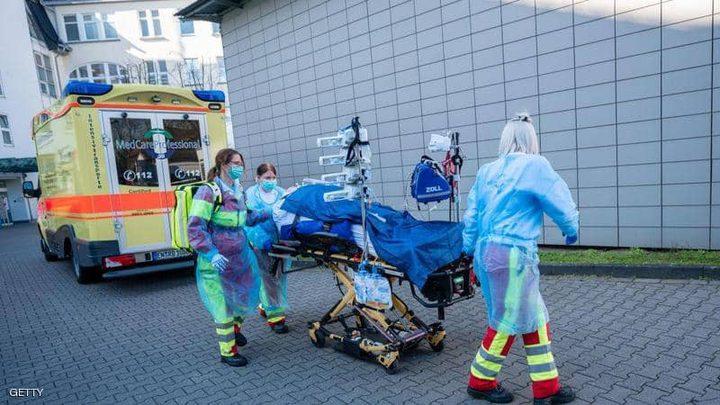 1576 حالة إصابة جديدة بفيروس كورونا في ألمانيا