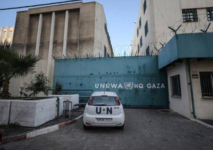الأنروا: نعمل وفق خطة طوارئ وخدماتنا ستمتد لغير اللاجئين بغزة