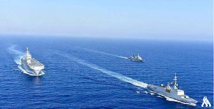 4 دول أوروبية تجري تدريبات عسكرية مشتركة جنوب جزيرة كريت