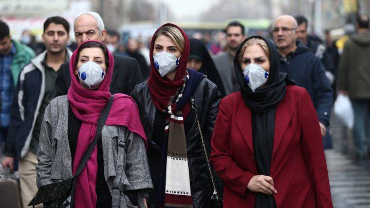 ايران: 119 حالة وفاة و2243 اصابة جديدة بفيروس كورونا