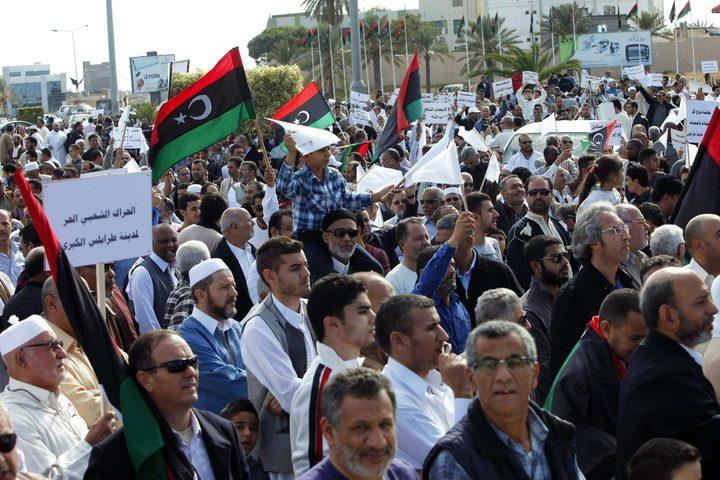 ليبيا: مظاهراتفي طرابلس لتحسين ظروف المعيشة