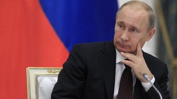 """بوتين لشركة روسية: """"أين النقود؟"""""""