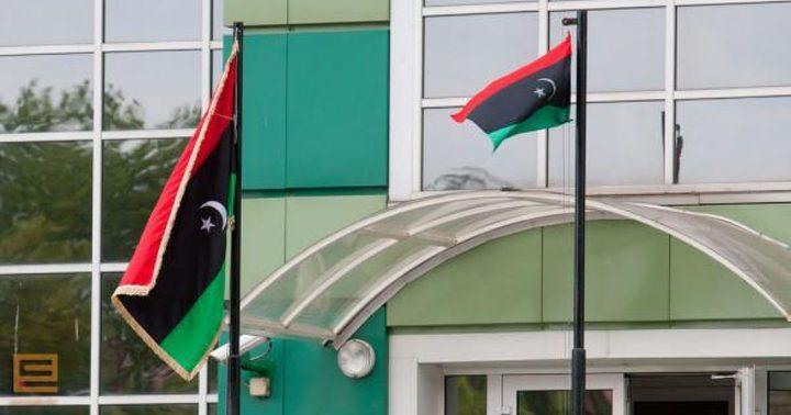 محتجون يهاجمون سفارة ليبيا في بيلاروس