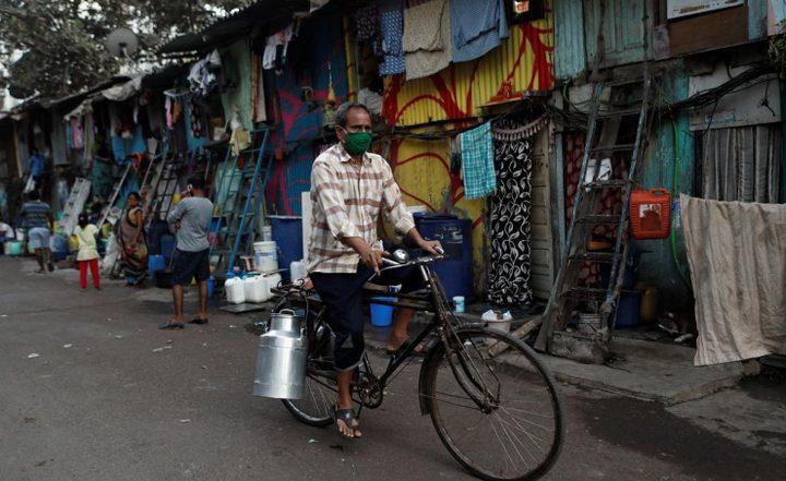 الهند: 1023 وفاة وأكثر من 75 الف اصابة جديدة بفيروس كورونا