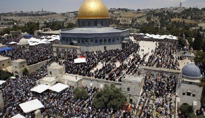 """""""الإفتاء الأعلى"""": المسجد الأقصى للمسلمين وحدهم لا يشاركهم فيه أحد"""