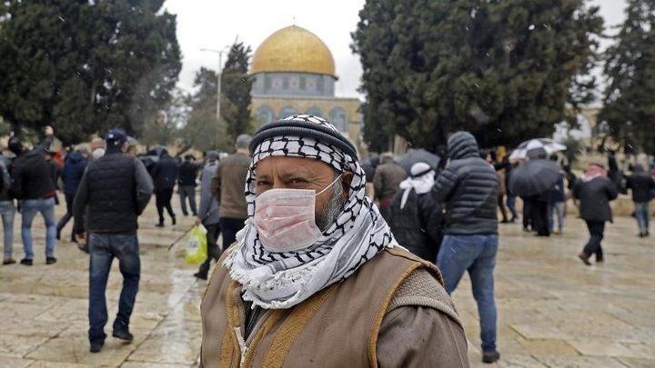 القدس تسجل 150 اصابة جديدة بفيروس كورونا