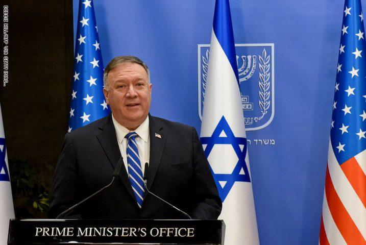 بومبيو: واشنطن ستعيد فرض عقوباتها ضد إيران اعتبارا من 20سبتمبر