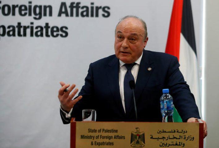 بشارة:يجب الضغط على إسرائيل لوقف الخروقات للاتفاقيات المالية