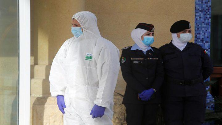 الأردن تٌسجل 45 إصابة جديدة بفيروس كورونا