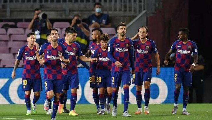 برشلونة يعثر على بديل ميسي