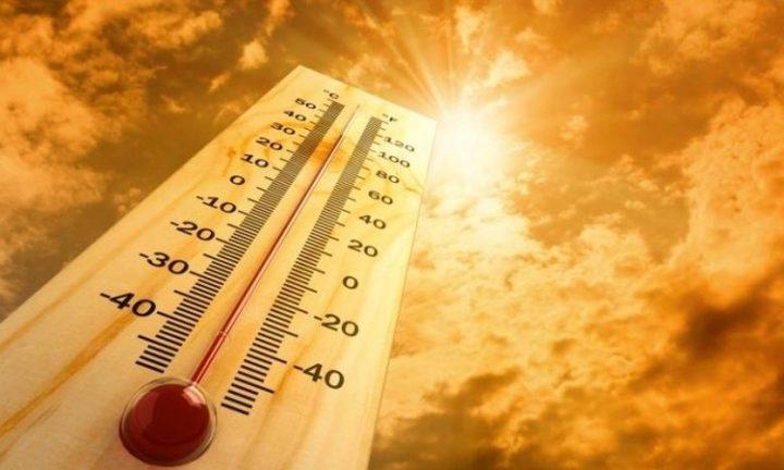 موجة شديدة الحرارة تؤثر على البلاد والارصاد تحذر