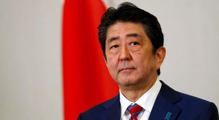 رئيس الوزراء الياباني يعلن استقالته من منصبه لأسباب صحية