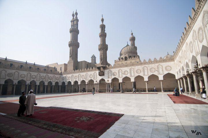 اعادة فتح دور العبادة في مصر  بعد اغلاق بسبب كورونا
