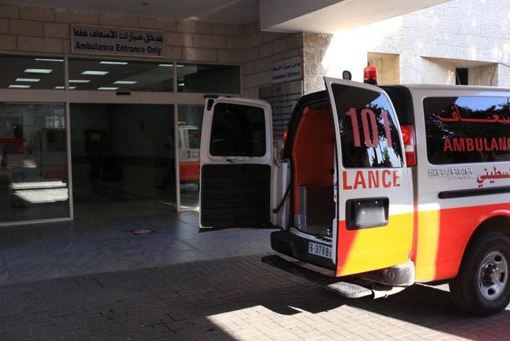 رام الله:وفاة شابة متأثرة بإصابتها في حادث سير وقع الاسبوع الماضي