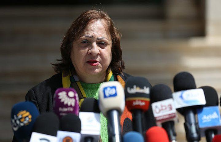 الكيلة: اللجنة الوزارية  ستصل إلى غزة الأسبوع المقبل
