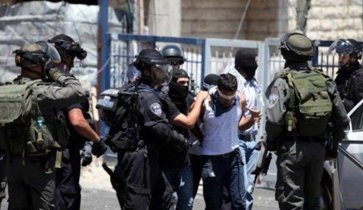 القدس: قوات الاحتلال تعتقل 3 شبان من البلدة القديمة
