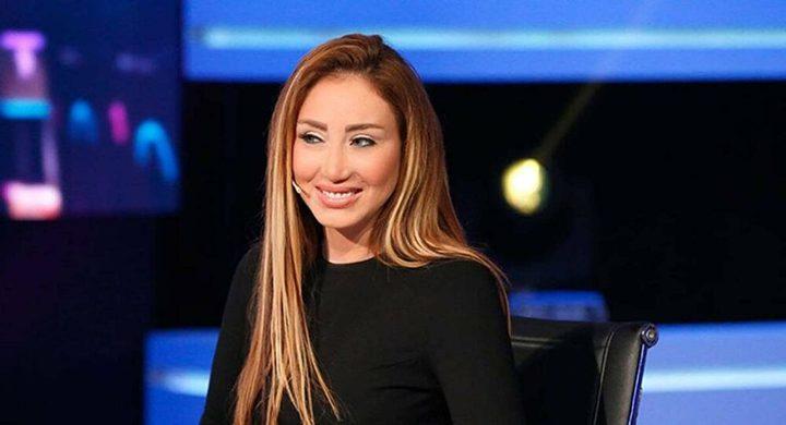 ريهام سعيد تعود للعمل الإعلامي