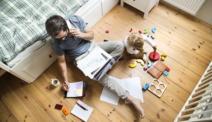 تحذير: العمل من المنزل يسبب مشاكل صحية ونفسية مزمنة
