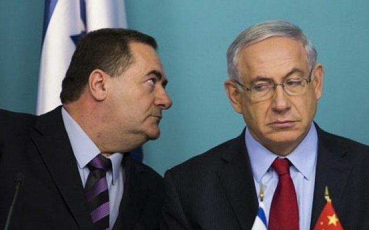 الليكود: اشتداد الحرب الكلامية بين بركات وكاتس