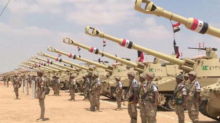 مصر: تدمير 317 وكراوالقضاء على 73 متطرفًا شمال سيناء