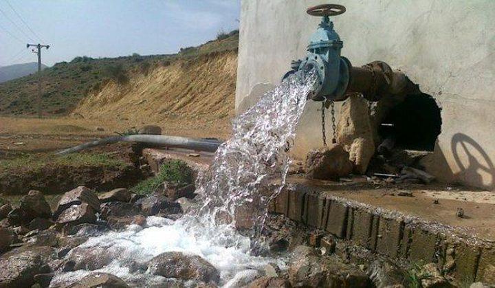 طولكرم: سلطات الاحتلال تعيد ضخ المياه العادمة إلى برك المعالجة
