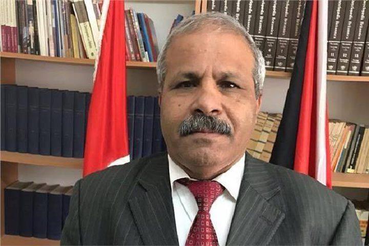 """العوض لـ""""النجاح"""": اجتماع قادة الفصائل مع الرئيس عباس تجسيد للوحدة"""