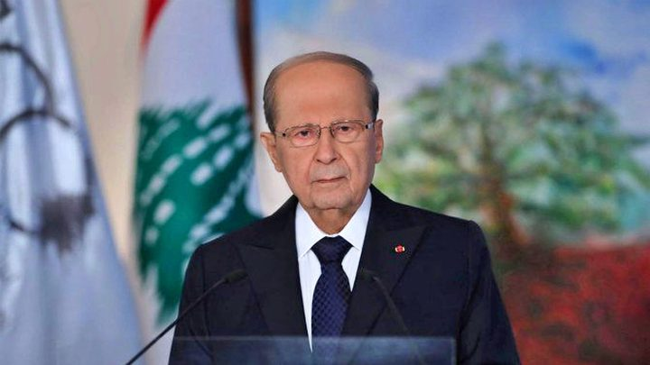 الرئيس اللبناني يبدأ الاستشارات النيابية لتسمية رئيس جديد للحكومة