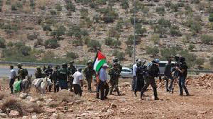 مسيرة جماهيرية غدًا لمواجهة مخططات الاحتلال بطولكرم