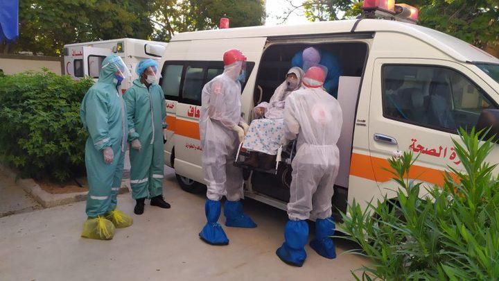 تسجيل 69 إصابة جديدة بفيروس كورونا في غزة